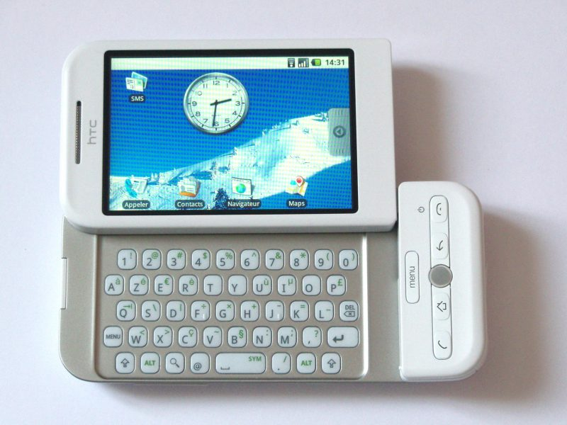 HTC Dream - G1