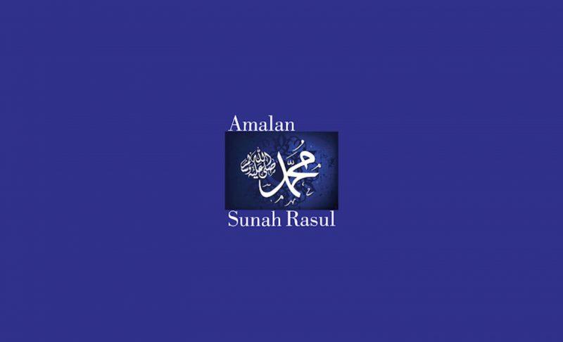 Aplikasi Amalan Sunnah Rasulullah
