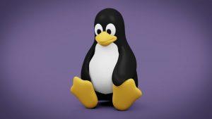 maskot linux