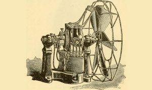 penemu kipas angin listrik pertama