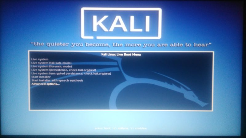 proses dual boot