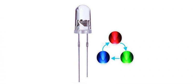 Jenis Lampu Bicolor LED