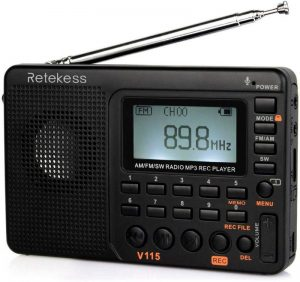 Radio FM (Frequency Modulation)
